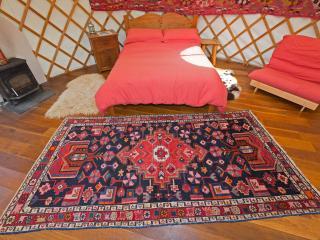 Wonderful 1 bedroom Yurt in Trefin with Internet Access - Trefin vacation rentals