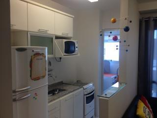 Convenient 2 bedroom Condo in Sao Paulo with Balcony - Sao Paulo vacation rentals