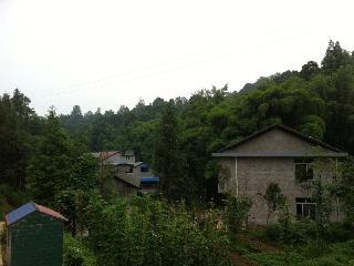Rural Escape in a Pretty Cozy Village Villa - Emeishan vacation rentals