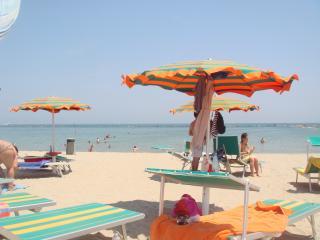 trilocale in condominio quarzo sul mare - Lido Adriano vacation rentals