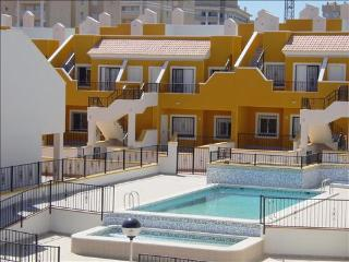 Luxury groundfloor beach resort apartment - Gran Alacant vacation rentals