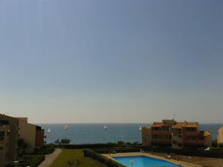 CAP D'AGDE DUPLEX 65m² LES INDES GALANTES VUE - Cap-d'Agde vacation rentals