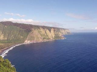 Enchanting Private Home overlooking Waipio Valley - Kukuihaele vacation rentals