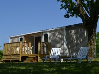 2 bedroom Caravan/mobile home with Internet Access in Bellegarde sur Valerine - Bellegarde sur Valerine vacation rentals