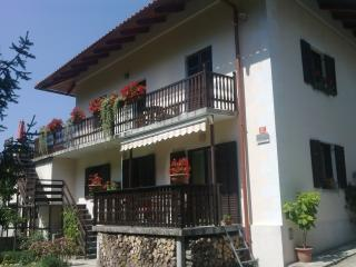 Soca valley: Apartma Žonir - Kobarid vacation rentals