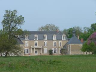 Aile sud du château du Plessis au Maire - Noyant vacation rentals