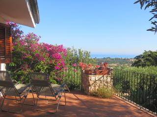 Elegant Villa with sea view - Castellammare del Golfo vacation rentals