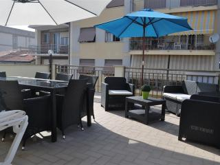 Vacation Rental at Elly's Terrace, Close to Sea in Viareggio - Viareggio vacation rentals