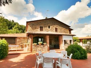 Casa Riozzo views, pool, wifi, tennis court - Spedalicchio vacation rentals