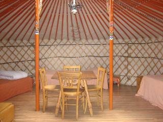 1 bedroom Tented camp with Internet Access in La Cote-d'Aime - La Cote-d'Aime vacation rentals