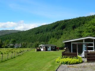 Invermoriston Holidays Cabin One red squirrel - Invermoriston vacation rentals