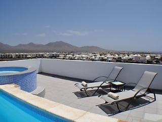 Brand New & Private Villa With Amazing Views - Playa Blanca vacation rentals