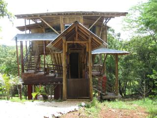 Casa Bambu- Costa Rica Treehouse- near the beach - Playa Grande vacation rentals