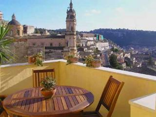 Romantic house with view on the baroque Modica - Modica vacation rentals
