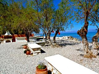 VRACHATI BEACH SUITE for 6 per - Corinth vacation rentals