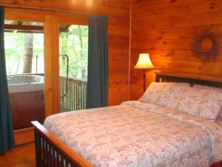 Charming Cabin with Deck and Internet Access - Blowing Rock vacation rentals