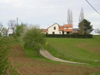 Nice House with Balcony and Children's Pool - Montcabrier vacation rentals