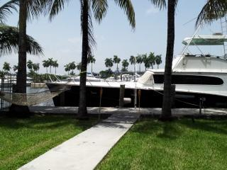 Beautiful 4 bedroom home on the Miami River - Coconut Grove vacation rentals