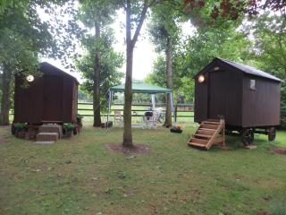 Lovely 1 bedroom Fulbourn Shepherds hut with Internet Access - Fulbourn vacation rentals