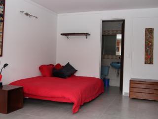 Excellent location. Cozy studio - La Calera vacation rentals