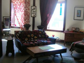 Artist's Loft - Historic RailRoad / Food district - Springfield vacation rentals