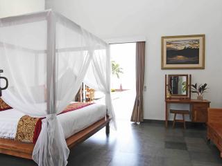 Five Bedroom Beachfront Villa Tri Murti Bali - Dencarik vacation rentals