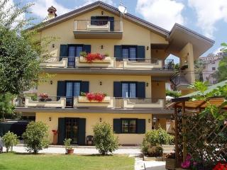 Fiuggi : Villa Marta. Splendid Second Floor Apartment in Private Villa - Fiuggi vacation rentals