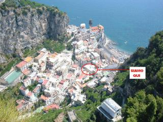 Amalfi - Atrani beautiful house - Atrani vacation rentals