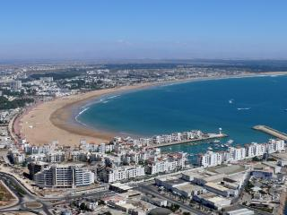 Apartment close to Agadir with 1 bedroom for 5, facing the sea with cleaning, linen and towels included - Imi Ouaddar vacation rentals
