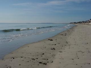 Prime ocean front location on Duxbury Beach - South Shore Massachusetts - Buzzard's Bay vacation rentals