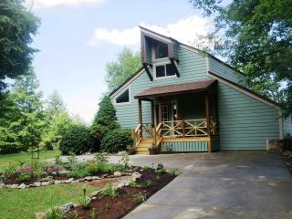Mountain Vista Retreat...sleeps 6, expansive views - Hendersonville vacation rentals
