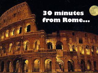 LA DARSENA BED & BREAKFAST ROME FIUMICINO  AIRPORT - Fiumicino vacation rentals