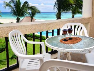 Stunning Oceanfront Apartment 7204 - Playa del Carmen vacation rentals