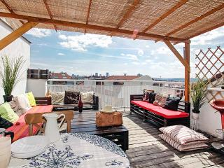 Penthouse flat 225m2 - Prague vacation rentals