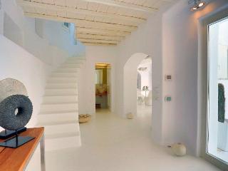 Modern luxury ecofriendly myconian villa - Agios Georgios vacation rentals