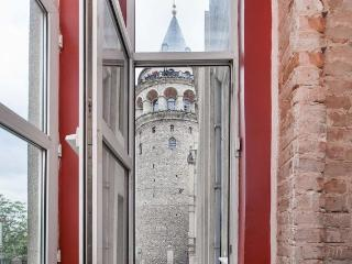 Antique Flat Next to Galata Tower - Istanbul vacation rentals
