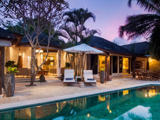SERENE RICE TERRACE 5 STAR LUXURY PRIVATE VILLA - Canggu vacation rentals
