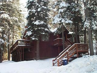 Mountain Cabin at Prosser Lake - Lake Tahoe vacation rentals