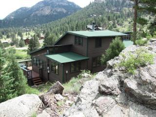 Estes Park Pinecone Cottage: 1.8 Acres of Mountain - Estes Park vacation rentals