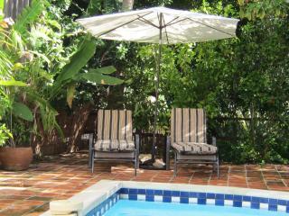 Piscine privative, espace, charme, proximité plages et commodités - Saint Martin vacation rentals