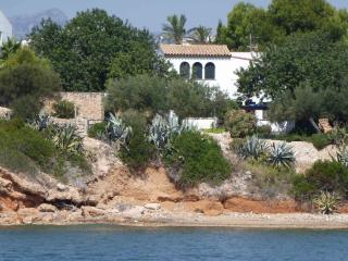 VILLA SCILLA, WATERFRONT GREAT VIEWS, AUGUST OFFER - L'Ampolla vacation rentals