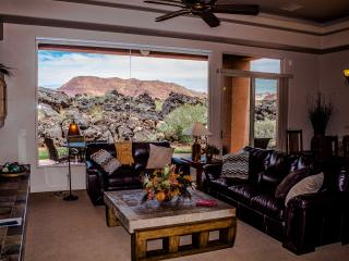 Stunning Red Mountain View Entrada Home Gated - Saint George vacation rentals