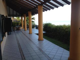 Exclusive Beachfront House with Great Ocean View - Sua vacation rentals
