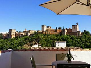 ALHAMBRA BEST VIEWS PENTHOUSE - Province of Granada vacation rentals