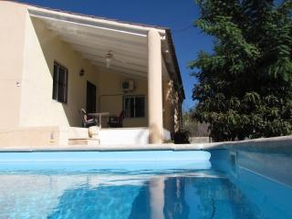Comfortable Villa with A/C and Satellite Or Cable TV - Librilla vacation rentals