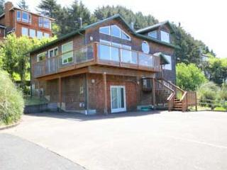 Beautiful Ocean View, Pet Friendly Home with Game Room - Oregon Coast vacation rentals