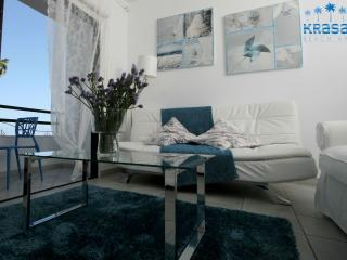 Larnaca Beach 1 B/rm with Sea View Holiday Rental - Larnaca District vacation rentals