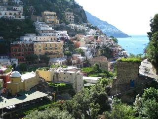 POSITANO CENTRAL - Casa Celidea - Huge panoramic terrace FREE WIFI - Positano vacation rentals