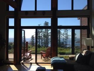 Luxury Getaway - Ocean Views - Hot Tub - Vancouver Island vacation rentals