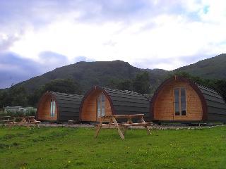 Clovullin Croft View Pods  (OAK) - Ardgour vacation rentals